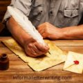 How to write Informal letter to friend for rejected Trip