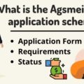 What is the Agsmeis loan application scheme