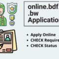 online.bdf.org.bw application form